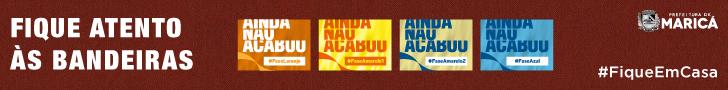 Banner Maricá Bandeiras