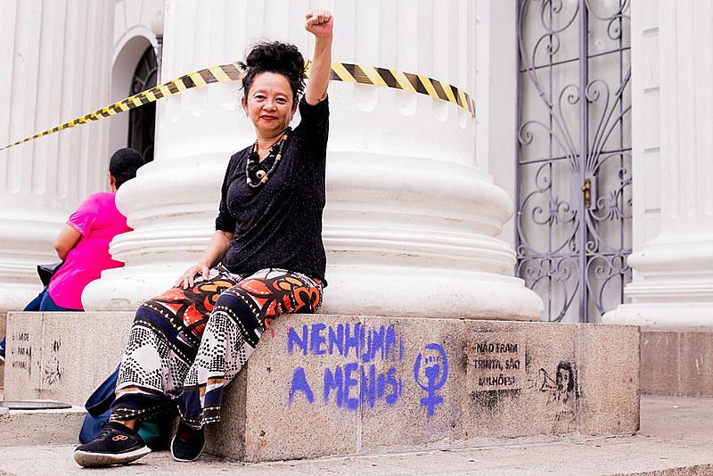 Nena Inoue é responsável pela III Curitiba Mostra/Outras Leituras que tem foco na dramaturgia dos excluídos