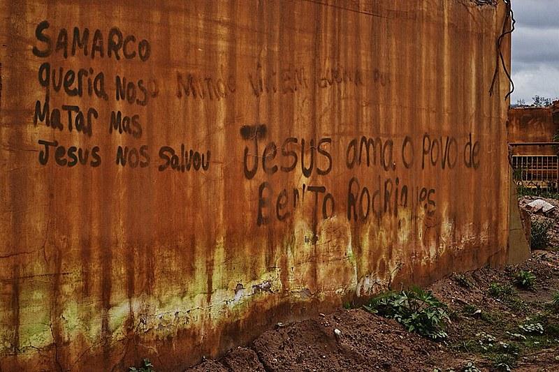 Rompimento de barragem da Samarco completa 3 anos no próximo dia 5 de novembro