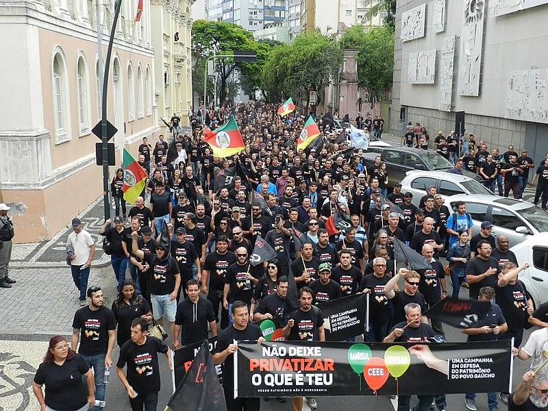 Sindiágua denuncia uma política de privatização mascarada  com o conceito de parceria público privada