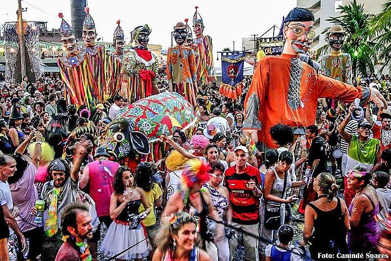 Serão diversos polos, shows e muitas atrações no carnaval potiguar