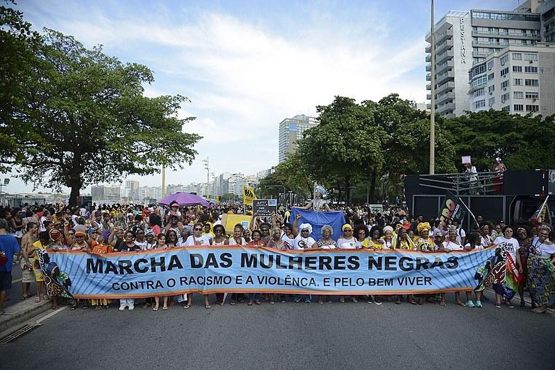 A marcha que é realizada desde 2015 chegou este ano a sua quarta edição