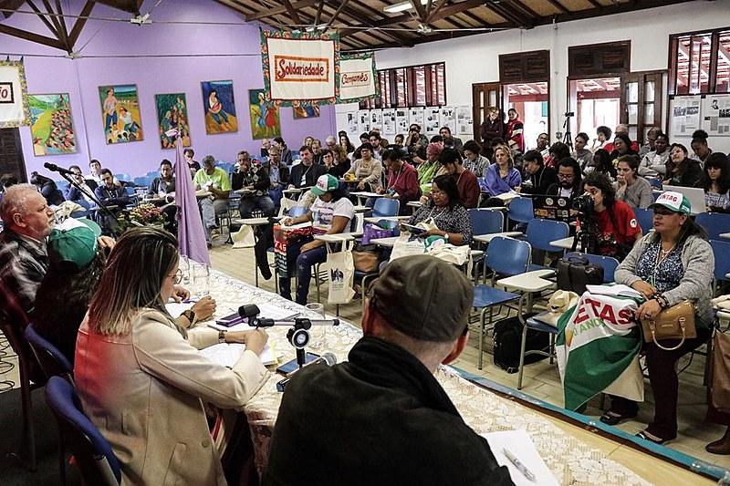 Seminário reúne entidades, acadêmicos e movimentos populares em defesa do meio ambiente e dos trabalhadores rurais