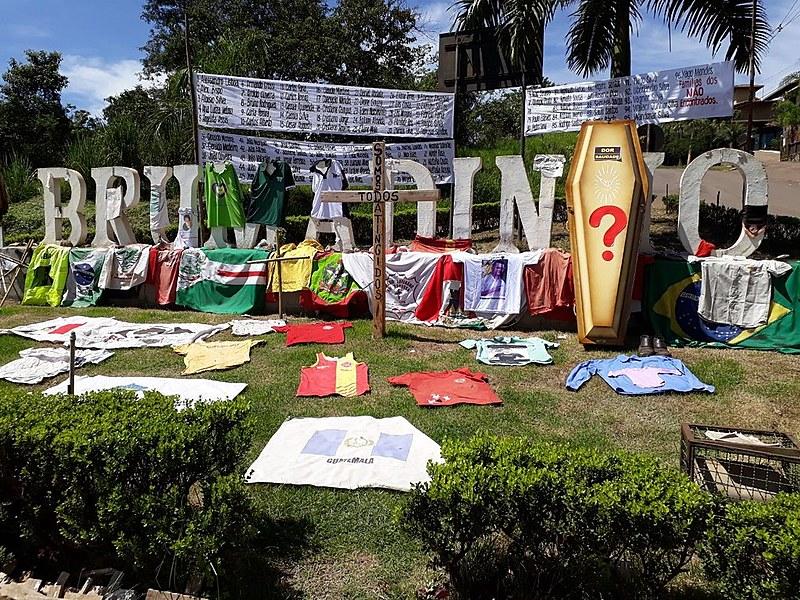 Após 60 dias do crime, moradores de Brumadinho realizaram ato em memória às vítimas