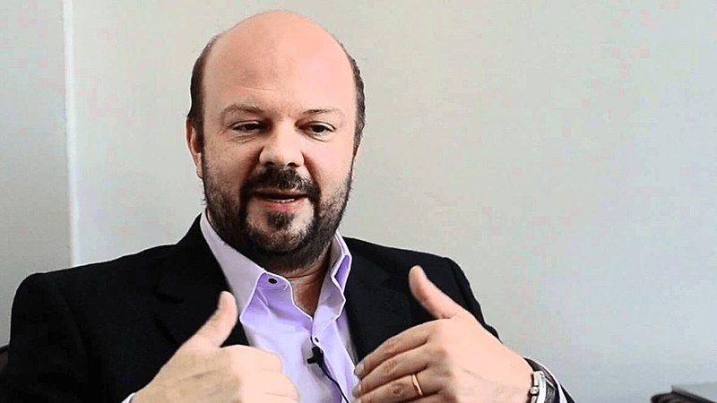 Professor Doutor Ricardo Marcelo Fonseca, reitor da Universidade Federal do Paraná
