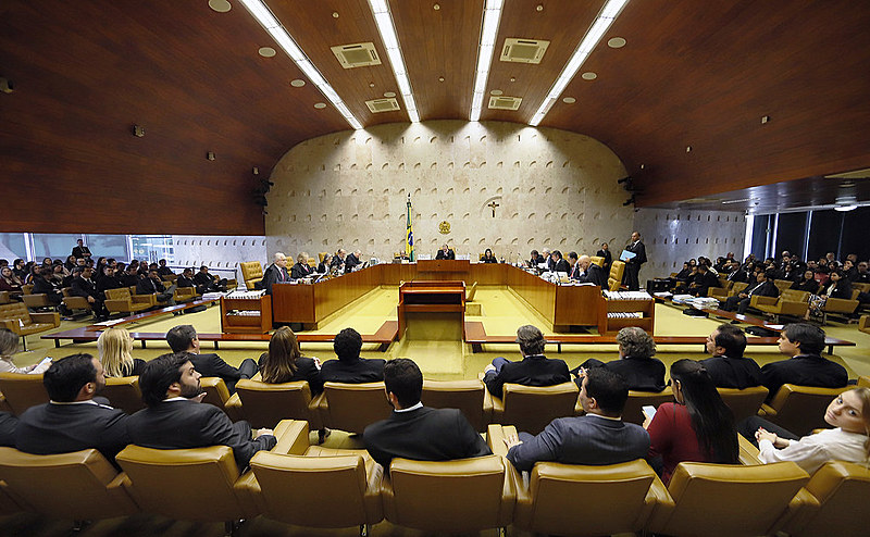 Voto do presidente da Corte, ministro Dias Toffoli, foi o decisivo e terminou às 21h30