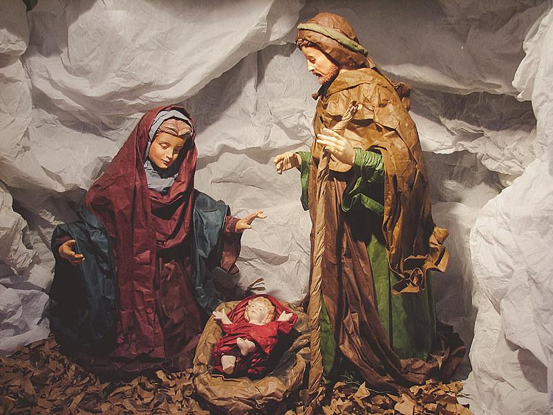 A liturgia cristã do Natal fala da expectativa do reino de Deus e da manifestação da vinda do Cristo