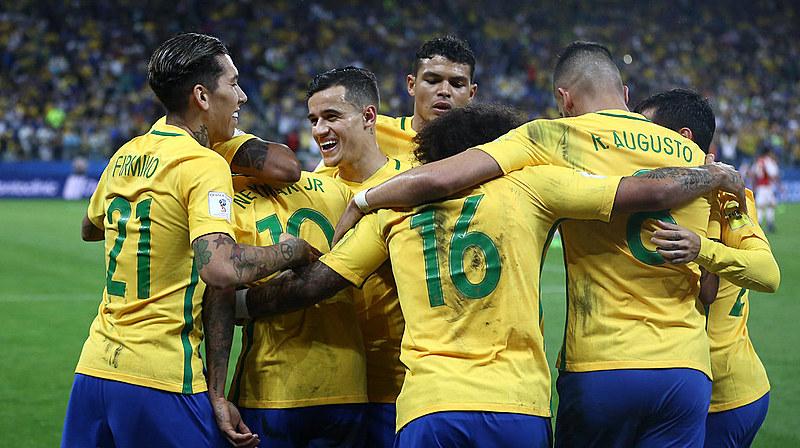 O técnico Tite da seleção Brasileira de futebol anunciou a lista dos 23 convocados para o mundial na Russia
