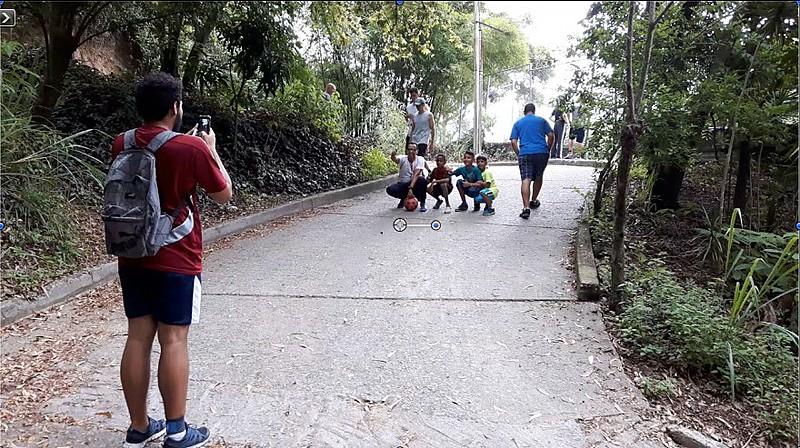 Caraquenhos fazem caminhada no Parque Nacional Ávila