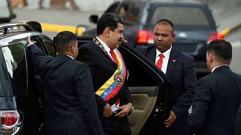 Em comunicado, Maduro agradece manifestações de apoio e solidariedade