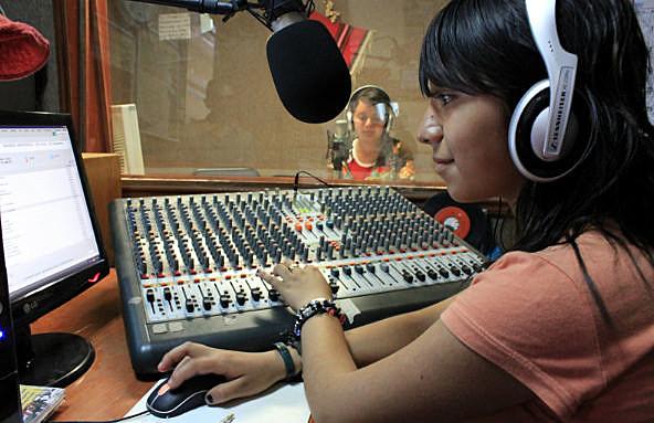 Radio comunitaria en Brasil