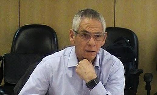 El ex ejecutivo Armando Paschoal durante su declaración a la Fiscalía en noviembre de 2018