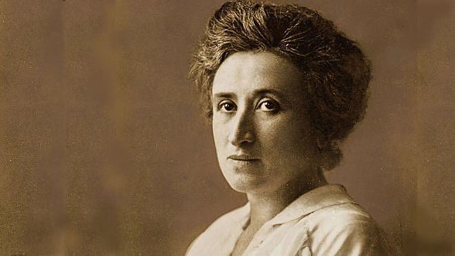 Rosa Luxemburgo fundou a Liga Spartakus, que deu origem ao Partido Comunista Alemão