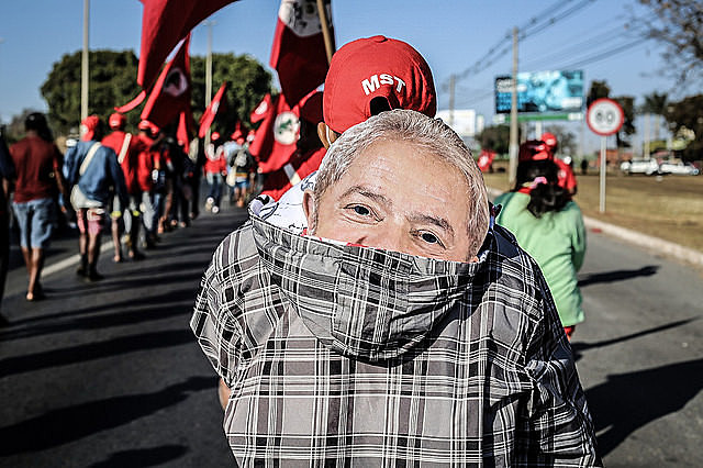 People's Brazil Front, which gathers left-wing and people's movements, estimates 30,000 people will participate in the demonstration