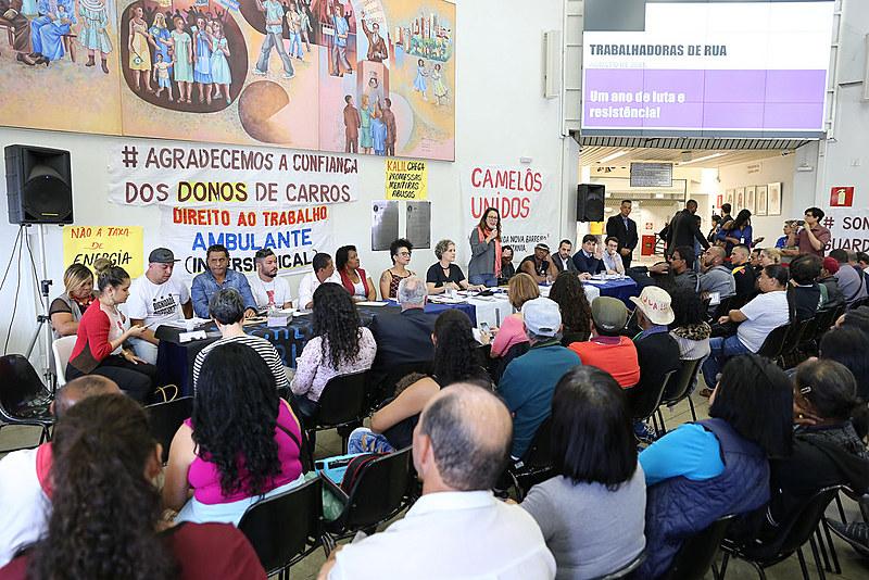 A audiência pública aconteceu na quarta (29), na Câmara Municipal de Belo Horizonte