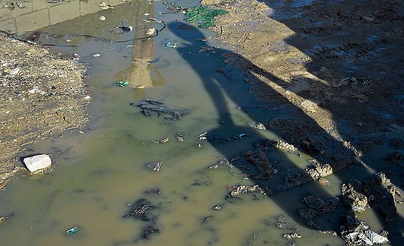 Segundo dados da ONU, 2,1 bilhões de pessoas no mundo ainda não têm água potável e 4,5 bilhões não têm saneamento básico seguro