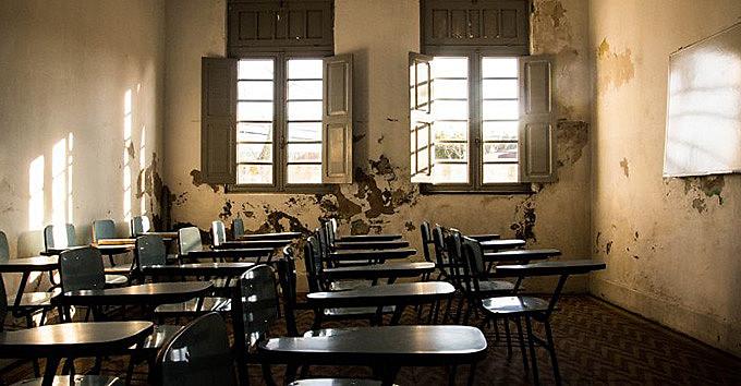 """""""A Educação Pública não aguenta mais esta sobrecarga, não suporta mais este ataque à educação"""""""