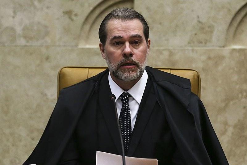 Dias Toffoli, presidente do Supremo, criticou os resultados da operação
