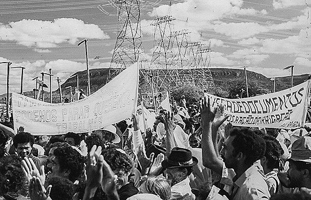 Manifestações pelos direitos de atingidos por barragens eram enquadradas como terrorismo na ditadura militar