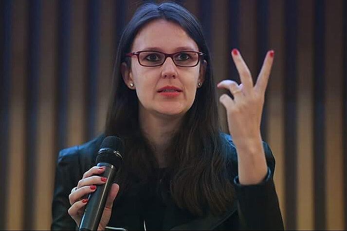 Socióloga Esther Solano, professora adjunta de Relações Internacionais da Universidade Federal de São Paulo (Unifesp)
