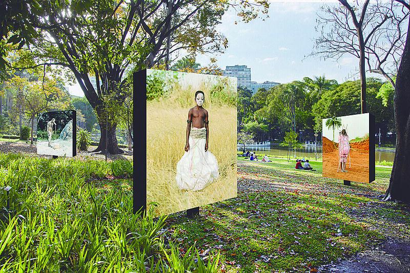 36 imagens de seis artistas de vários países buscam divulgar as formas de ver e retratar o outro