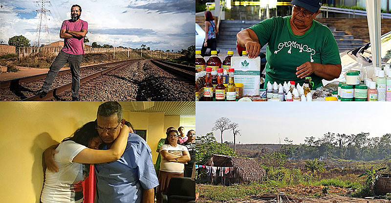 Região ainda desconhecida para o resto do Brasil, não deixa de ser manchete nos principais jornais pelos números dos conflitos no campo
