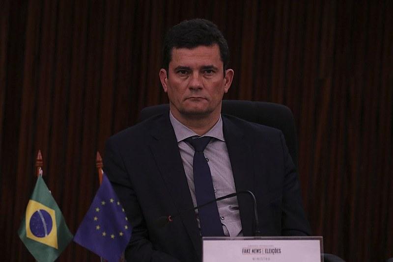 Ex-juiz Sérgio Moro não reconhece a autenticidade das conversas vazadas