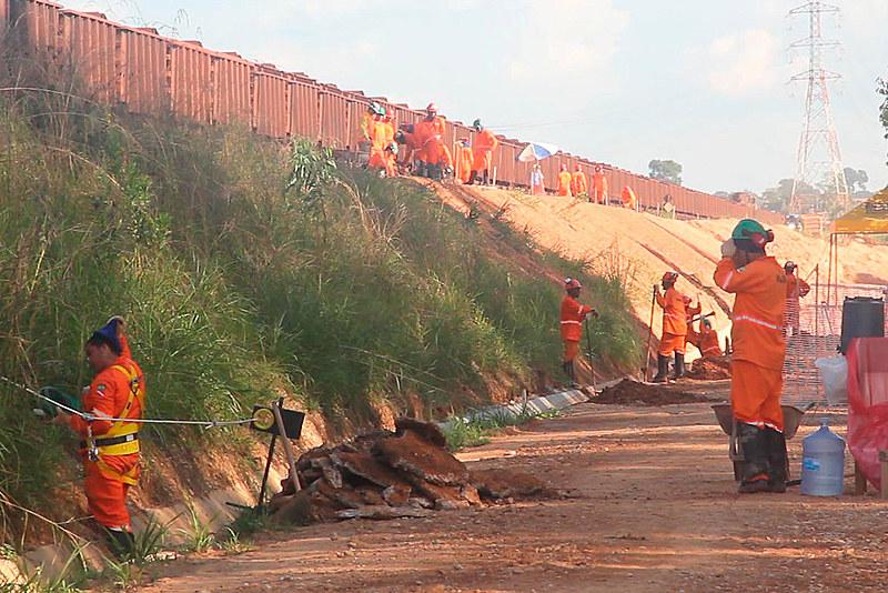 Os terceirizados também são os que mais sofrem com a letalidade do trabalho nas mineradoras.