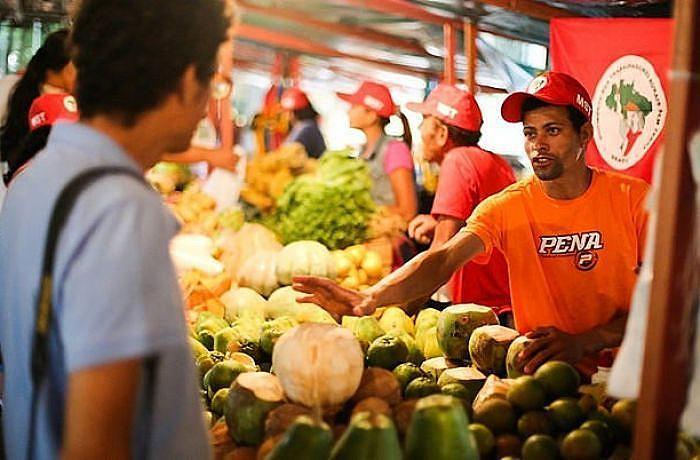 Iniciativa reúne cerca de 250 produtores rurais ligados à Cooperativa Central de Reforma Agráriae empreendimentos de economia solidária