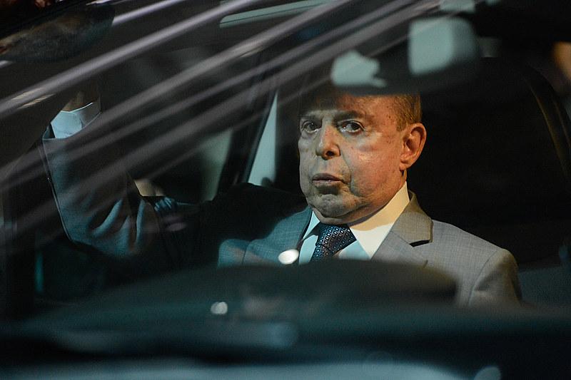 Governador do Francisco Dornelles decretou estado de calamidade pública por causa da crise financeira