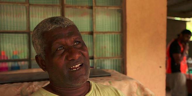 """""""Ele cometeu um crime e deveria pagar"""", afirma Ditão, do Quilombo Ivaporonduva"""