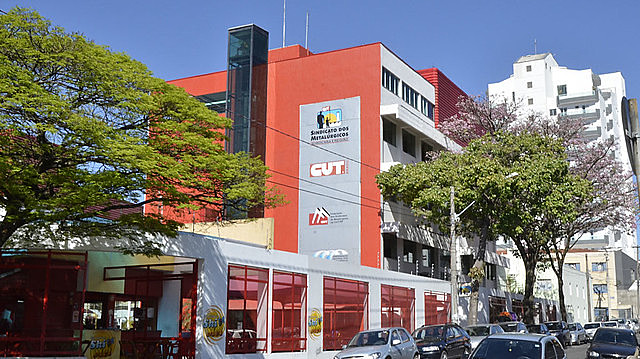Metal Workers' Union in Sorocaba, São Paulo, is considered to be a positive example