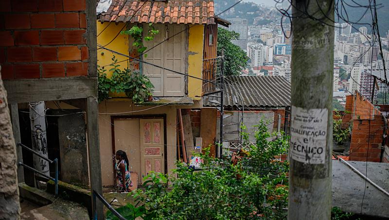 comunidade favela rio de janeiro