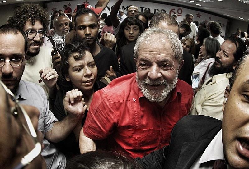 Todas as pesquisas indicam que Lula é o favorito às eleições presidenciais de 2018