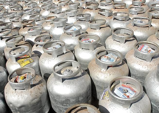 O valor do preço de botijão de gás sofreu mais um aumento na distribuidora, dessa vez de 5%, no último dia 22