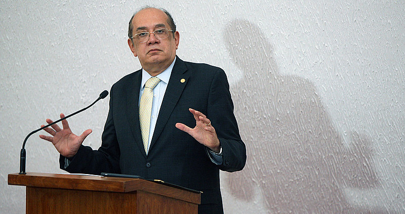Gilmar Mendes, que havia pedido vistas do habeas corpus, retirou ação da pauta de julgamentos