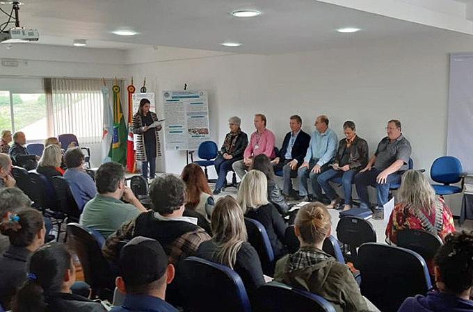 Evento contou com a participação de pessoas dos quatro cantos do Rio Grande do Sul