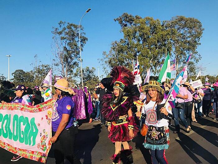 Neste ano, a Marcha das Margaridas assume um caráter contestatório frente a um projeto antipovo