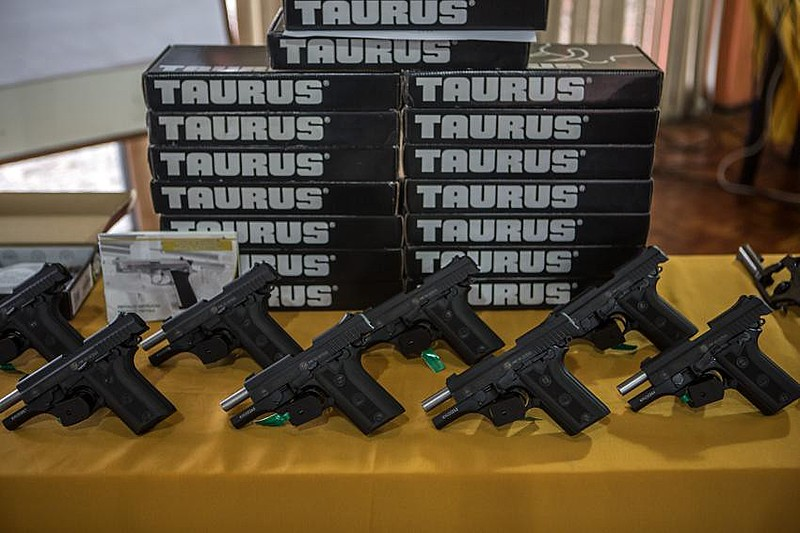 Taurus opera em prejuízo e enfrenta processos judiciais fora do país