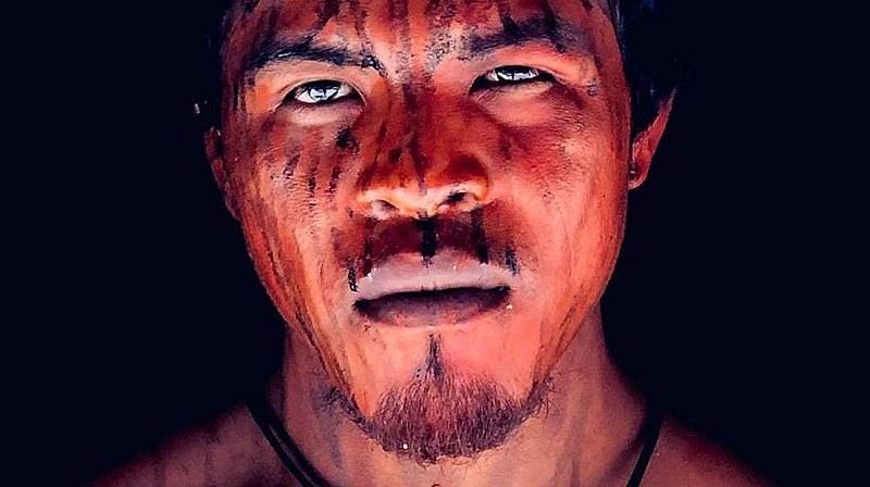 Paulino morava naTerra Indígena Arariboia, território ameaçado por uma série deações ilegais, sobretudo, aextração madeireira