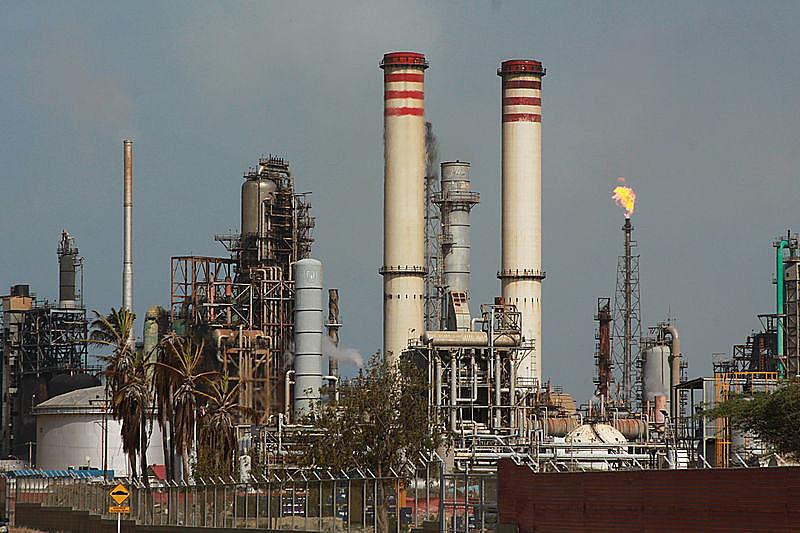 Refinaría de Amuay da PDVSA, estatal venezuelana do petróleo