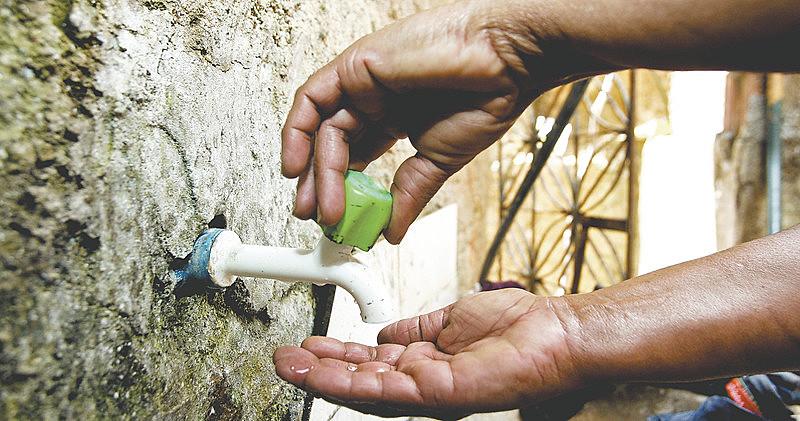 Diversos municípios vivem rodízio de 48 horas sem água
