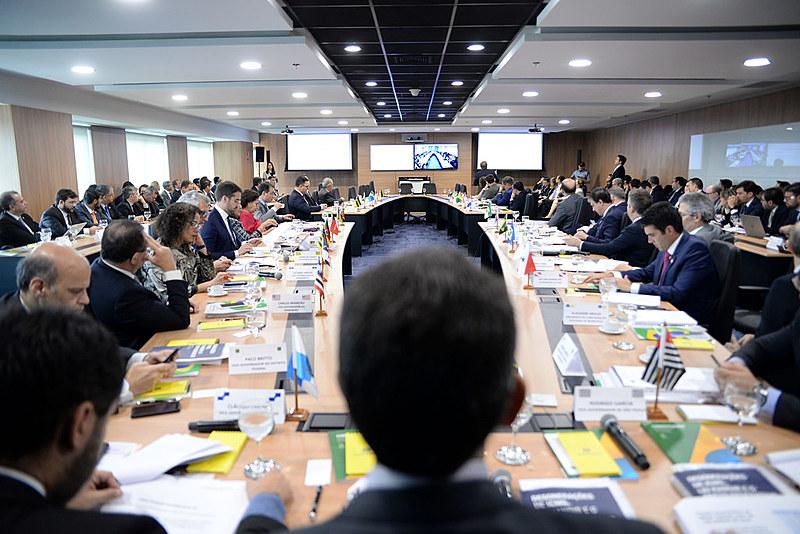 Fórum de Governadores, que aconteceu em Brasília nesta terça (6), teve como um dos assuntos a Lei Kandir