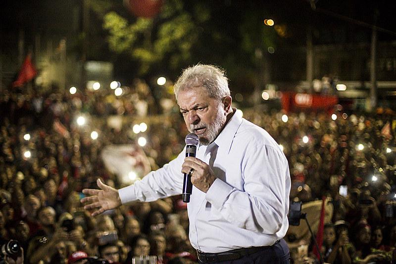 50% dos eleitores acreditam que Lula deveria poder disputar as eleições