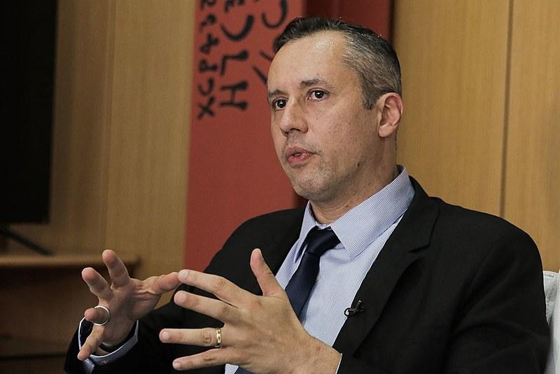 Roberto Alvim foi demitido do cargo de secretário especial de Cultura após reações contundentes diante de vídeo com conteúdo nazista