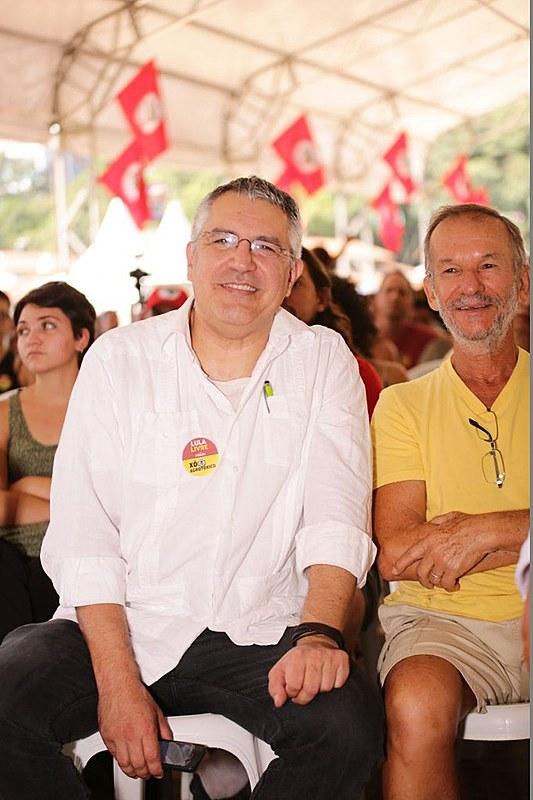 Alexandre Padilha na III Feira Nacional da Reforma Agrária