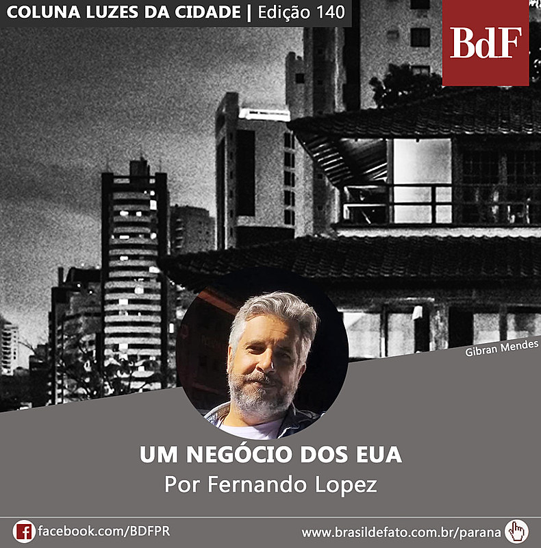 Fernando Lopez é colunista do Brasil de Fato Paraná