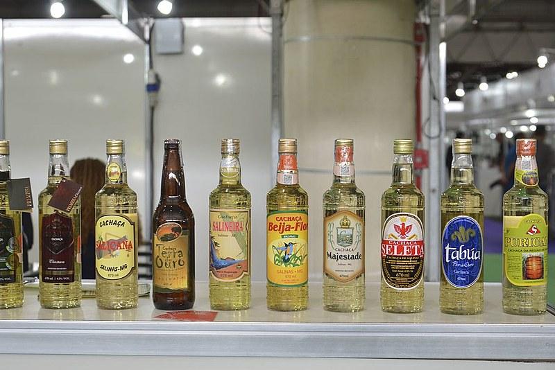 Naquele tempo, nos bares de São Paulo, eram vendidas como pingas boas umas que hoje são consideradas ruins