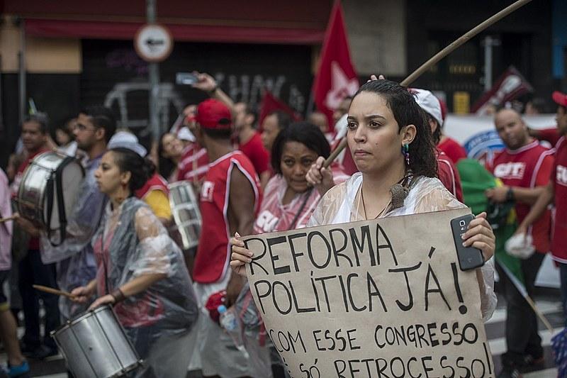 É para o povo e com o povo brasileiro que Dilma deverá voltar a governar