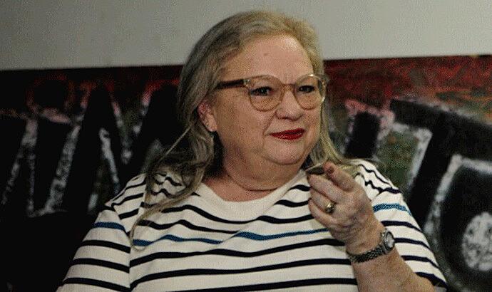 """Elizabeth Ann Danto veio ao Brasil em setembro para o lançamento do livro """"As Clínicas Públicas de Freud"""""""